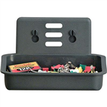 ESSELTE VERTICALMATE UTILITY TRAY SMALL CHARCOAL