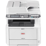 OKI MB472DNW WIRELESS MULTIFUNCTION MONO LASER PRINTER A4
