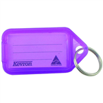KEVRON ID5 KEYTAGS LILAC BAG 50