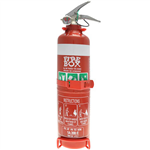 BANTEX FIRE EXTINGUISHER ABE DRY CHEMICAL 1KG