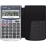CANON LS153TS POCKET CALCULATOR 10 DIGIT GREYBLACK