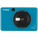 CANON INSPIC C DIGITAL CAMERA AND PHOTO PRINTER SEASIDE BLUE