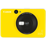 CANON INSPIC C DIGITAL CAMERA AND PHOTO PRINTER BUMBLEBEE YELLOW