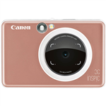 CANON INSPIC S DIGITAL CAMERA AND PHOTO PRINTER ROSE GOLD