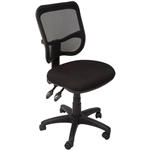INITIATIVE OPERATOR CHAIR MEDIUM MESH BACK BLACK