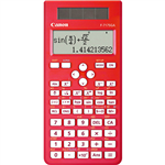 CANON F717SGA SCIENTIFIC CALCULATOR DUALWAY DISPLAY RED