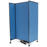 GREAT DIVIDER MODULAR SCREEN STARTER KIT 1828MM BLUE