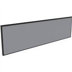 RAPID INFINITY PRIVACY SCREEN 1800 X 495 X 30MM GREY
