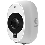 SWANN 1080P WIREFREE SECURITY CAMERA WHITE