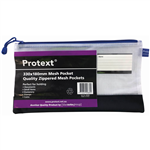 PROTEXT MESH POCKET PENCIL CASE 330 X 175MM