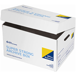 OFFICE NATIONAL SUPER STRONG ARCHIVE BOX
