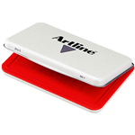 ARTLINE EHJ3 STAMP PAD SIZE 1 RED