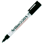 ARTLINE 550A WHITEBOARD MARKER BULLET 12MM BLACK