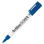 ARTLINE 550A WHITEBOARD MARKER BULLET 12MM BLUE