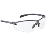 BOLLE SAFETY SILIUM PLUS SAFETY GLASSES CLEAR LENS
