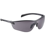 BOLLE SAFETY SILIUM PLUS SAFETY GLASSES SMOKE LENS