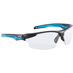 BOLLE SAFETY TRYON SAFETY GLASSES CLEAR LENS