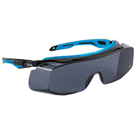 BOLLE SAFETY TRYON SAFETY GLASSES OTG SMOKE LENS