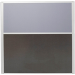 RAPID SCREEN 1500 X 1250MM GREY