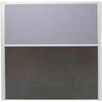 RAPID SCREEN 1800 X 1250MM GREY